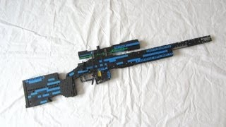getlinkyoutube.com-Lego M40A5 [+ instruction]