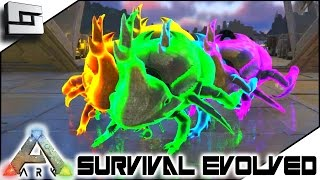 getlinkyoutube.com-MODDED ARK: Survival Evolved - OMEGA BEETLES! E55 ( Ark Survival Evolved Gameplay )