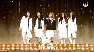 getlinkyoutube.com-디아크(THE ARK) - Intro + 빛 @인기가요 Inkigayo 20150412