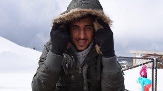White Sand on Bursa Mountain  جبال بورصة الصحراوية - Travel VLOG - Turkey 2015 (3/4)