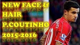 getlinkyoutube.com-New Face & Hair-Philippe Coutinho-2015-2016-Pes 2013 Pc