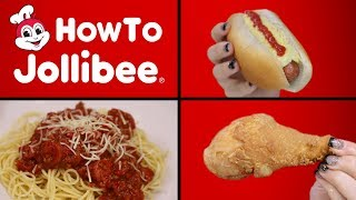 HOW TO MAKE JOLLIBEE - VERSUS