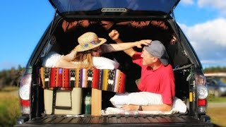 getlinkyoutube.com-Strategies for Living in a Truck as a Couple