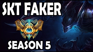 getlinkyoutube.com-SKT T1 Faker Nocturne vs Gragas MID Ranked Challenger Korea