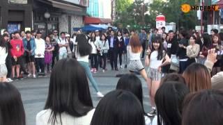 getlinkyoutube.com-모던K 오디션반 거리공연 - I Swear(씨스타) 댄스