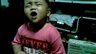 The next SANTINO.. singing 'May Bukas Pa'