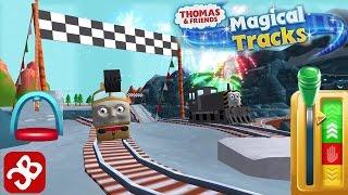Thomas & Friends: Magical Tracks - Unlock All Kids Train Set - Best App for Kids width=