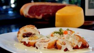 getlinkyoutube.com-Frango recheado e empanado (Cordon Bleu)