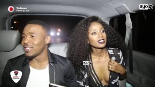 getlinkyoutube.com-Alikiba na Vanessa walivyoalikwa Club Taboo South Africa