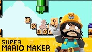 getlinkyoutube.com-Super Mario Maker - The Good Ship Noodlepop!