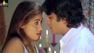 Priyasakhi Movie Madhavan and Sada First Night Scene | Telugu Movie Scenes | Sri Balaji Video width=