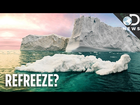 Scientists' Crazy Plan To Refreeze The Arctic