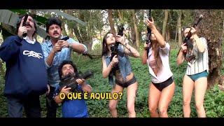 getlinkyoutube.com-PÂNICO DRAMATURGIA: NARCOS C/ BOLA ESCOBAR - S02E01
