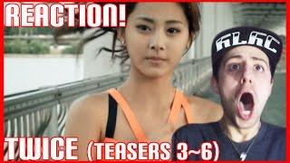getlinkyoutube.com-TWICE - Like OOH-AHH SANA, CHAEYOUNG, TZUYU Teasers Reaction