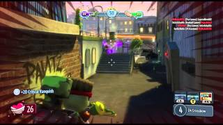 Plants vs Zombies: Garden Warfare Super Commando Gameplay