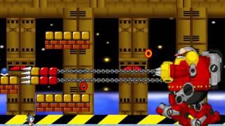 SMBX - custom boss - death egg robot