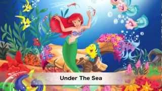 getlinkyoutube.com-Disney song medley vol.1 (English.ver)  作業用