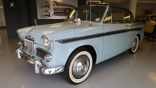 getlinkyoutube.com-1960 Sunbeam Rapier 1500 Mk3 Coupe for Sale in Louth Lincolnshire
