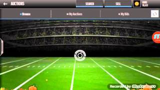 getlinkyoutube.com-Madden mobile sniping and filter make millions!!!