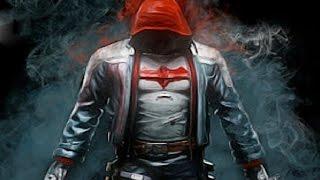 getlinkyoutube.com-Batman Arkham Knight - Красный капюшон [Red Hood] - Смертельное правосудие