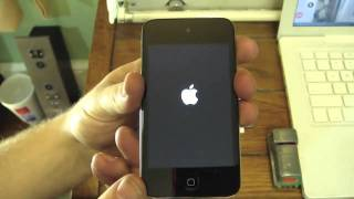 Unboxing Ipod Touch 4th generation 64GB 4G