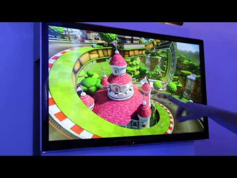Mario Kart 8 on Wii U seen at E3 2013