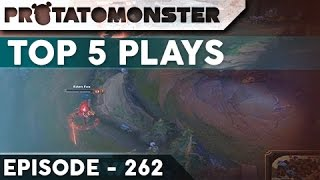 League of Legends Top 5 Plays Episode 262