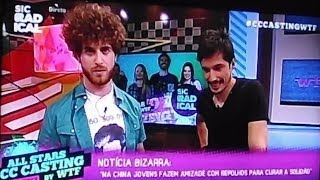 getlinkyoutube.com-Noticia Bizarra - CC Casting WTF 8/5/2014