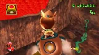 getlinkyoutube.com-[MKWii] KCL hacks download | races with 4DH🌟Cody ~~