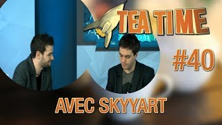 getlinkyoutube.com-ZeratoR Fedetruk #40.2 : Tea time intime avec Skyyart