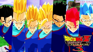 getlinkyoutube.com-GOHAN SUPREME KAI SUIT SSJ,SSJ2,SSJ3,SSJGOD,SSJBLUE,MYSTIC - dragon ball budokai tenkaichi 3 mods