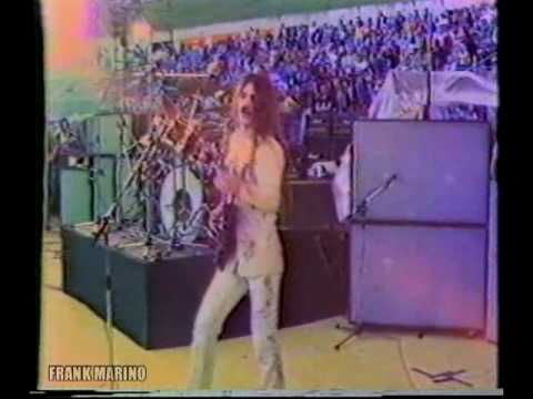 "Frank Marino & Mahogany Rush ""Day on the Green"" 1979"
