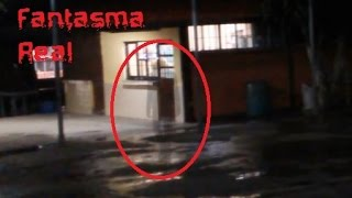 getlinkyoutube.com-Fantasma captado en video / Fantasmas reales 2016