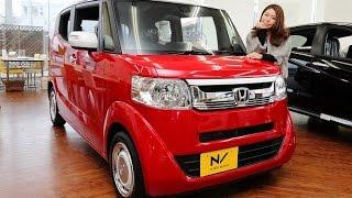 getlinkyoutube.com-N-BOX スラッシュ試乗レポート ピュアサウンドブース装着車【女性レポーターが試乗 Vol.24】