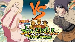 getlinkyoutube.com-Naruto Ultimate Ninja Storm Revolution: Unlock All Characters FAST - Tsunade Gameplay