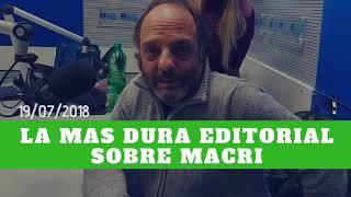 Baby Etchecopar - La Mas Dura Editorial Sobre Macri