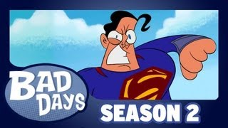 getlinkyoutube.com-Man of Steel - Bad Days Season 2 - Ep 10