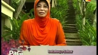 getlinkyoutube.com-Motivasi Pagi - Dr. Robiah - Indahnya Sabar