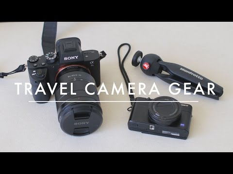 New Camera Setup for Vlogging & Instagram | Sony A7S II & RX100 III