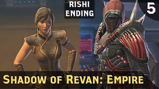 getlinkyoutube.com-SWTOR Shadow of Revan Rishi Ending: Darth Marr & Satele Shan Unite - Empire #5