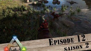 ARK / Première chasse a l'homme / Episode 12 / Saison 2 /