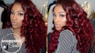 getlinkyoutube.com-How To: Full Bouncy Curls with Flexi Rods