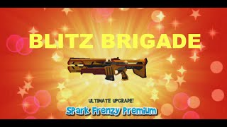 getlinkyoutube.com-Vampire's Bite, Cobra Strike, Nebula, and Spark Frenzy Premium! - Blitz Brigade
