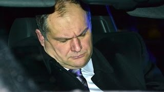 getlinkyoutube.com-Поймали пьяного прокурора за рулём AUDI Q7