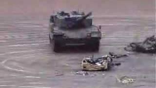 getlinkyoutube.com-Leopard2 Schlachtfest