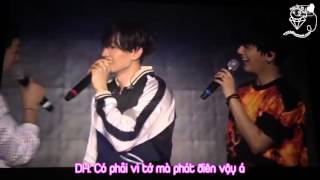 """getlinkyoutube.com-[JHH][Vietsub] Lý do Donghae đặt tên bài hát """"Don't wake me up"""" SS6 150712"""