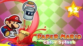 getlinkyoutube.com-[Let's play FR] Paper Mario Color Splash - COUPE QUE COUPE ! - BONUS #41