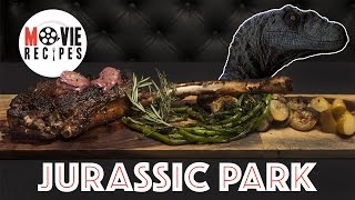 getlinkyoutube.com-Jurassic Park - Movie Recipes