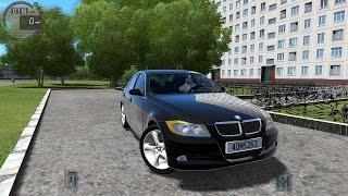 getlinkyoutube.com-City Car Driving 1.5.0 BMW 330i E90 [Logitech G27]