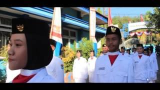 getlinkyoutube.com-Paskibra 05-105, SMA Negeri 5 Makassar